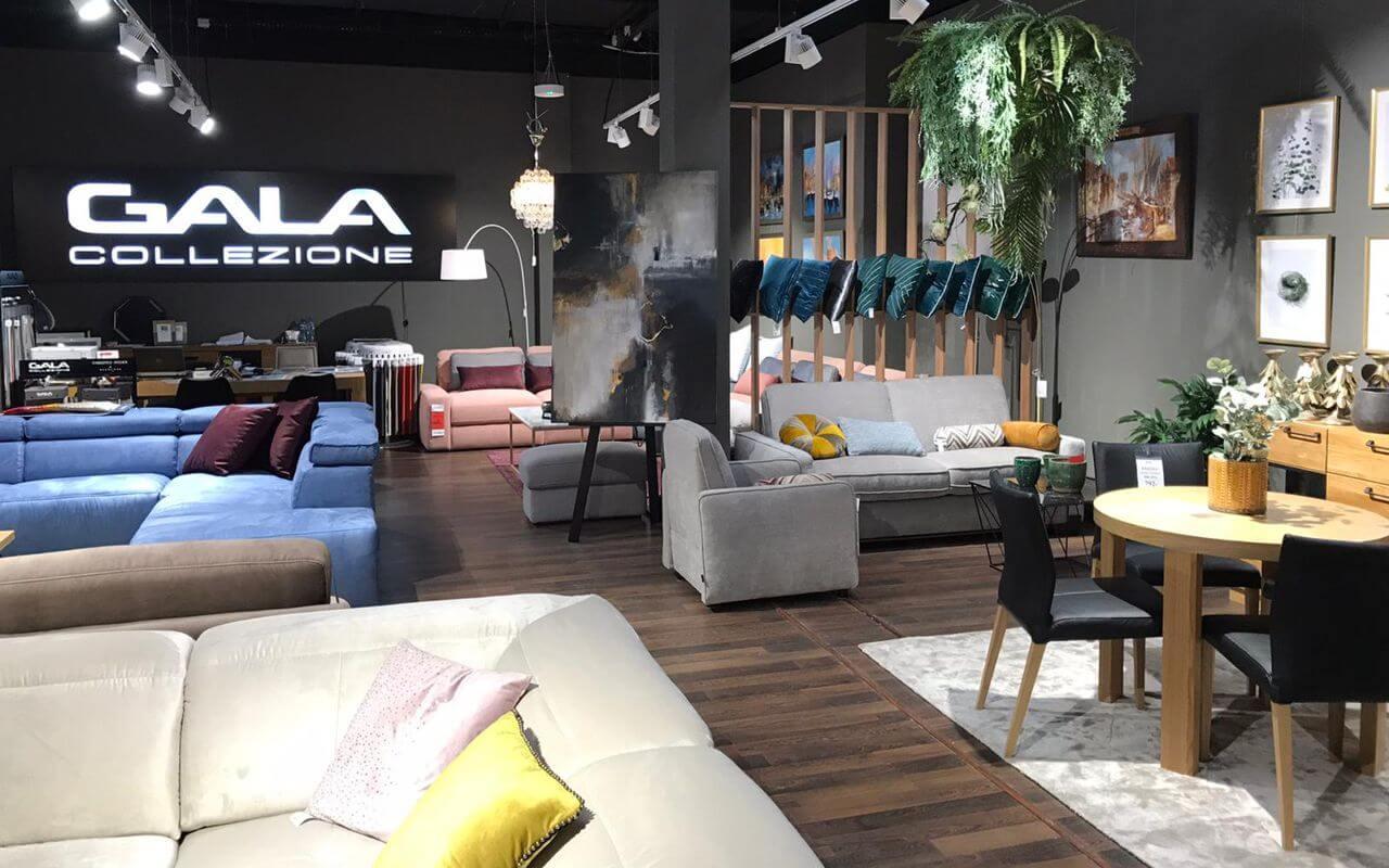 Gala Collezione - Salon Firmowy GDAŃSK
