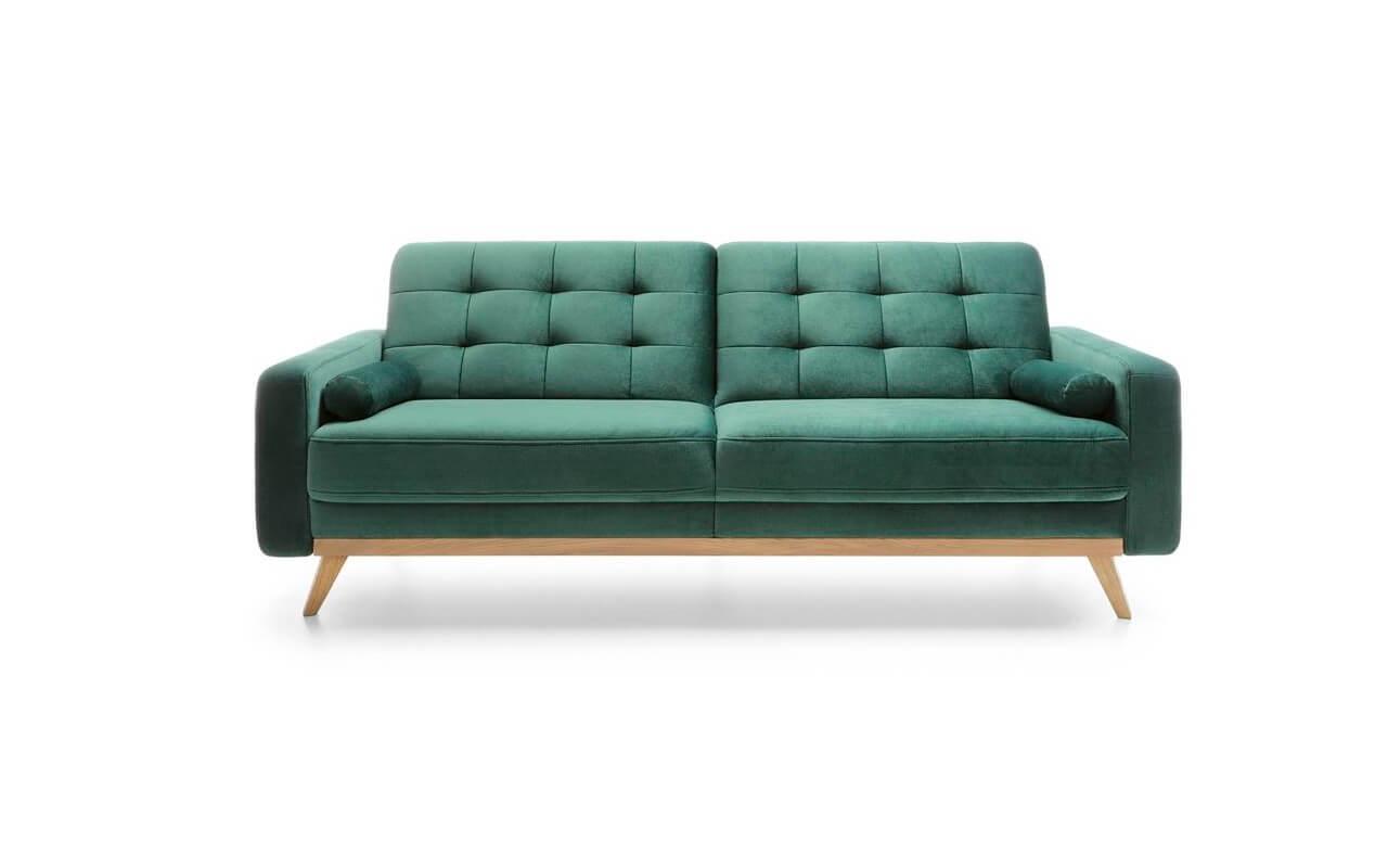 Elementy paczki: sofa, fotel