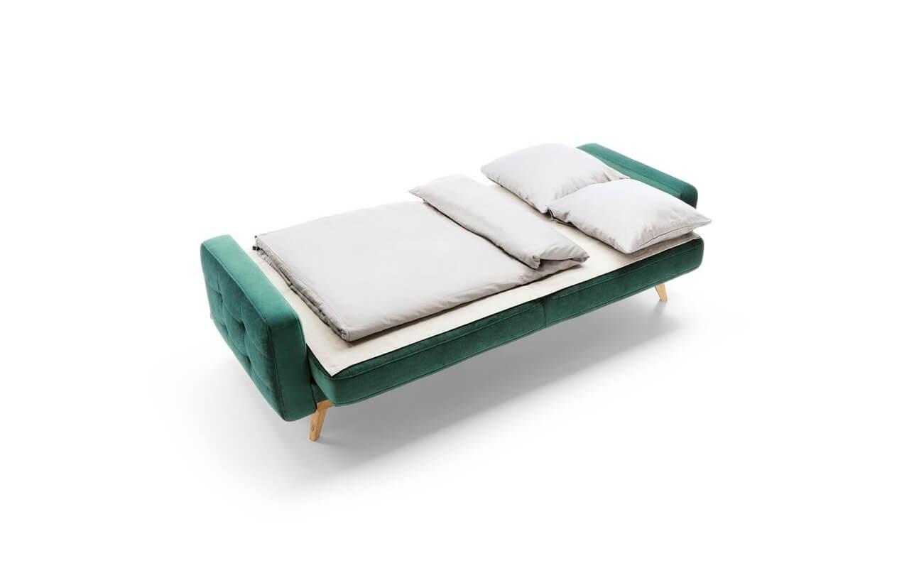 Sofa z funkcją spania Nova - Gala Collezione