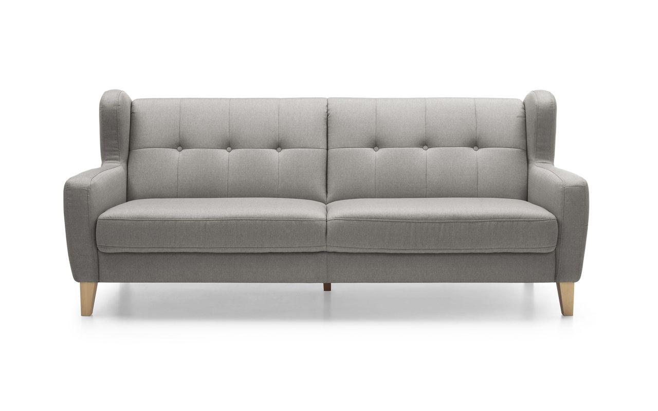 Elementy paczki: sofa, fotel, taboret
